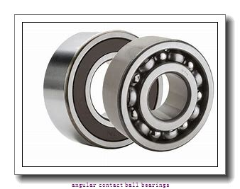 35 mm x 55 mm x 10 mm  NSK 35BNR19X angular contact ball bearings