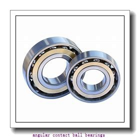 50 mm x 80 mm x 16 mm  NACHI 7010DT angular contact ball bearings