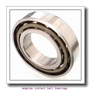 ISO 7019 ADT angular contact ball bearings