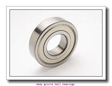60 mm x 130 mm x 31 mm  Timken 312KG deep groove ball bearings