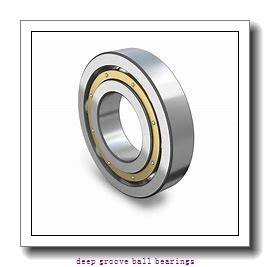 6 mm x 19 mm x 6 mm  NSK 626 VV deep groove ball bearings