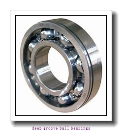 15 mm x 21 mm x 4 mm  SKF W 61702-2Z deep groove ball bearings