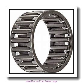ISO NK25/16 needle roller bearings