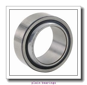 30 mm x 50 mm x 27 mm  LS GE30XS/K plain bearings