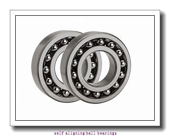 35 mm x 80 mm x 31 mm  SKF 2307 E-2RS1KTN9 self aligning ball bearings