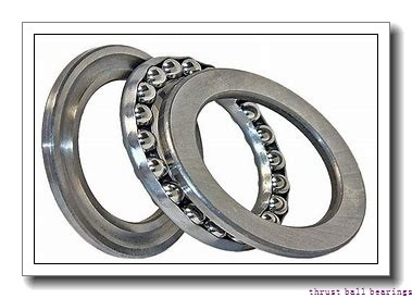 30 mm x 74 mm x 100 mm  KOYO BSU3062BDF - T thrust ball bearings