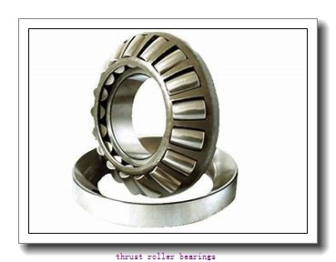 140 mm x 200 mm x 25 mm  IKO CRBH 14025 A UU thrust roller bearings