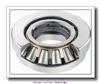 INA 81152-M thrust roller bearings