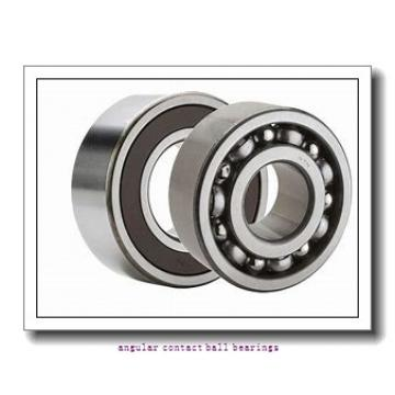 ISO QJ316 angular contact ball bearings