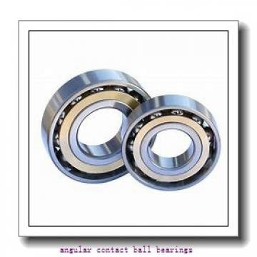 40 mm x 90 mm x 23 mm  NACHI 7308C angular contact ball bearings
