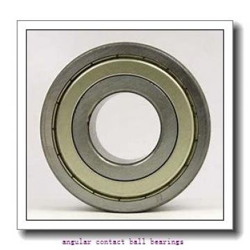 30 mm x 47 mm x 9 mm  SKF S71906 CE/HCP4A angular contact ball bearings