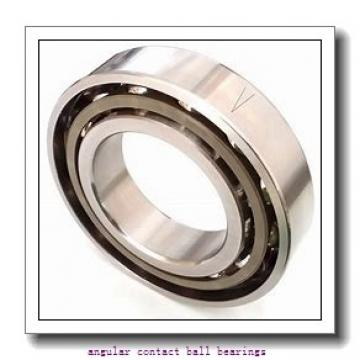 60 mm x 95 mm x 18 mm  NSK 60BNR10XE angular contact ball bearings