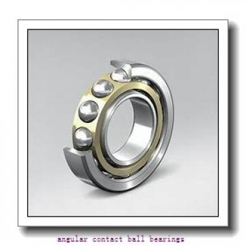 Toyana 3802 ZZ angular contact ball bearings