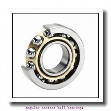 180 mm x 320 mm x 52 mm  NACHI 7236CDF angular contact ball bearings