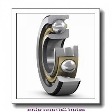 35 mm x 72 mm x 17 mm  NTN 7207CGD2/GLP4 angular contact ball bearings