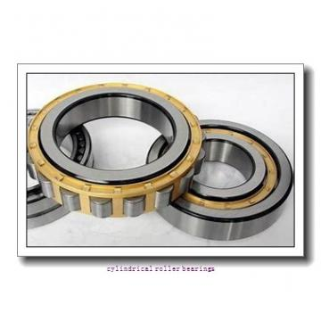 105 mm x 260 mm x 60 mm  NKE NJ421-M+HJ421 cylindrical roller bearings
