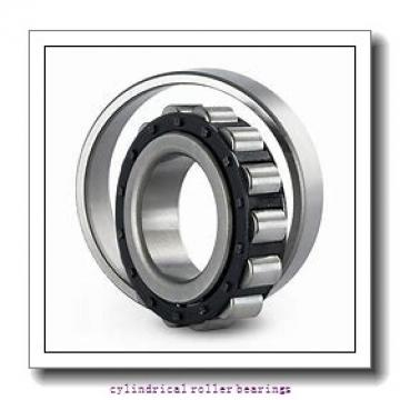 110 mm x 200 mm x 53 mm  NKE NU2222-E-MPA cylindrical roller bearings