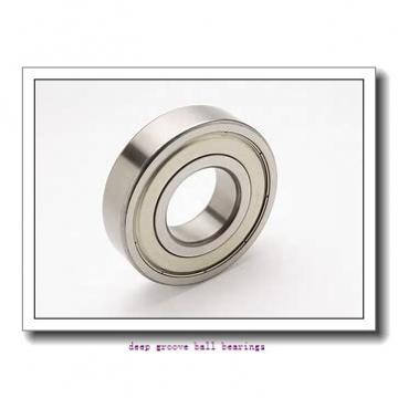 25 mm x 47 mm x 12 mm  NACHI 6005-2NKE9 deep groove ball bearings