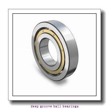 7 inch x 190,5 mm x 6,35 mm  INA CSEA070 deep groove ball bearings