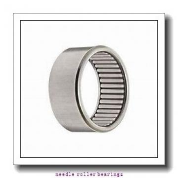 15 mm x 28 mm x 13 mm  ISO NA4902 needle roller bearings