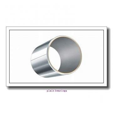 17 mm x 30 mm x 14 mm  ISB T.A.C. 217 plain bearings