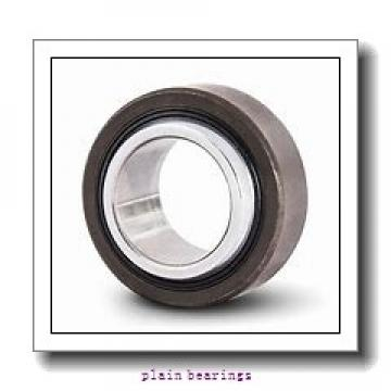 20 mm x 40 mm x 25 mm  INA GAKR 20 PW plain bearings