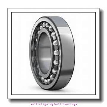 90 mm x 160 mm x 30 mm  KOYO 1218K self aligning ball bearings