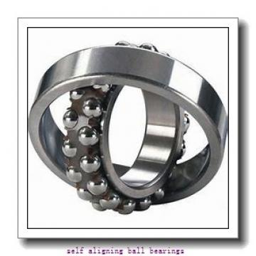 55 mm x 130 mm x 31 mm  ISB 1312 KTN9+H312 self aligning ball bearings