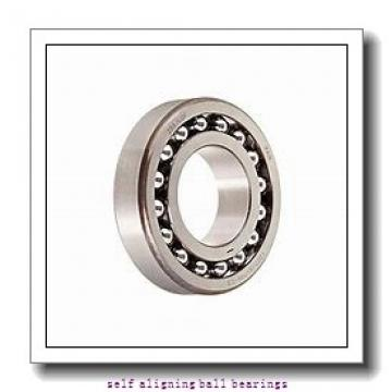 25 mm x 52 mm x 15 mm  ISO 1205K+H205 self aligning ball bearings