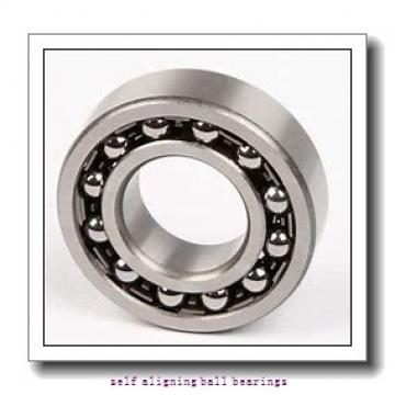 25 mm x 52 mm x 15 mm  KOYO 1205K self aligning ball bearings