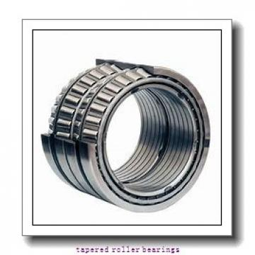 66,675 mm x 123,825 mm x 36,678 mm  FBJ 560/552A tapered roller bearings