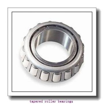 57,15 mm x 110 mm x 33 mm  Gamet 120057X/120110P tapered roller bearings