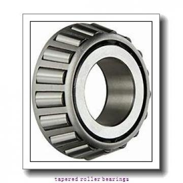 100 mm x 165 mm x 46 mm  FAG T2EE100 tapered roller bearings