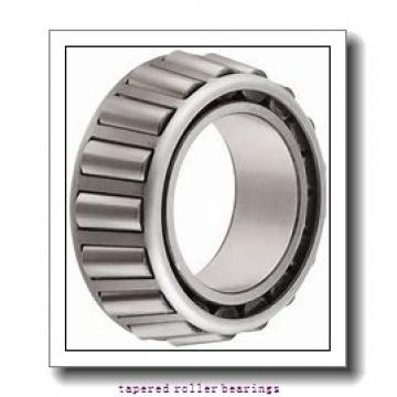 36,487 mm x 73,025 mm x 17,462 mm  ISB 25880/25820 tapered roller bearings