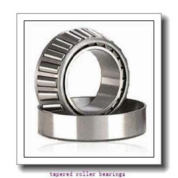 93,663 mm x 158,75 mm x 33,75 mm  Gamet 131093X/131158X tapered roller bearings
