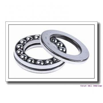 20 mm x 52 mm x 27 mm  NKE 52305 thrust ball bearings