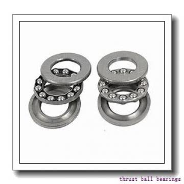 INA 4106 thrust ball bearings