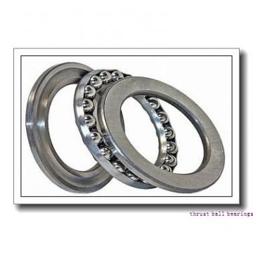 Toyana 51100 thrust ball bearings
