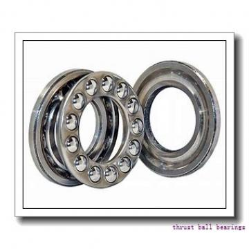 ISO 51130 thrust ball bearings