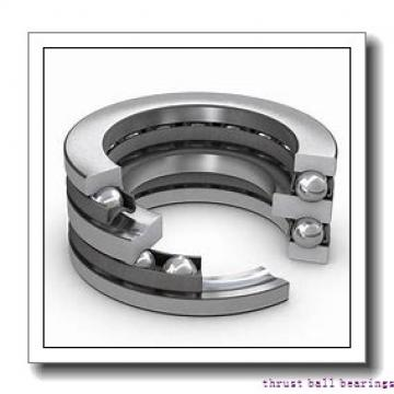 60 mm x 130 mm x 21 mm  NSK 52412 thrust ball bearings