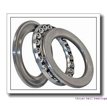 ISO 51172 thrust ball bearings