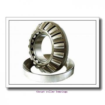 INA RTL15 thrust roller bearings