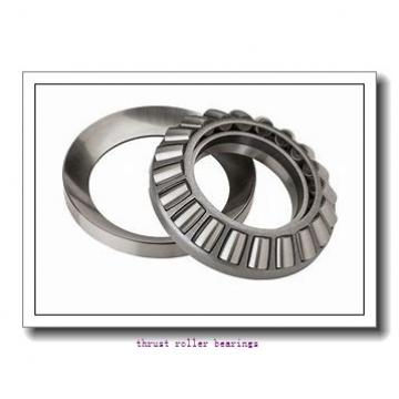 160 mm x 225 mm x 14 mm  NACHI 29232E thrust roller bearings