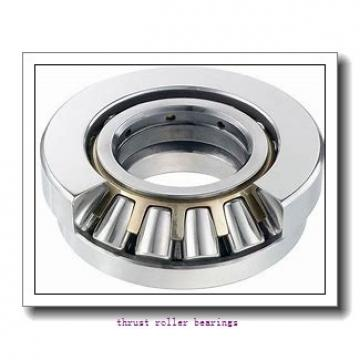 340 mm x 540 mm x 41 mm  NACHI 29368E thrust roller bearings