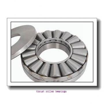 190 mm x 380 mm x 38,5 mm  SKF 89438M thrust roller bearings