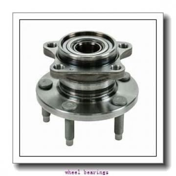 Ruville 5912 wheel bearings