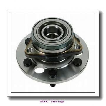 Toyana CX146 wheel bearings