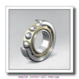 45 mm x 75 mm x 16 mm  SNFA VEX 45 7CE1 angular contact ball bearings