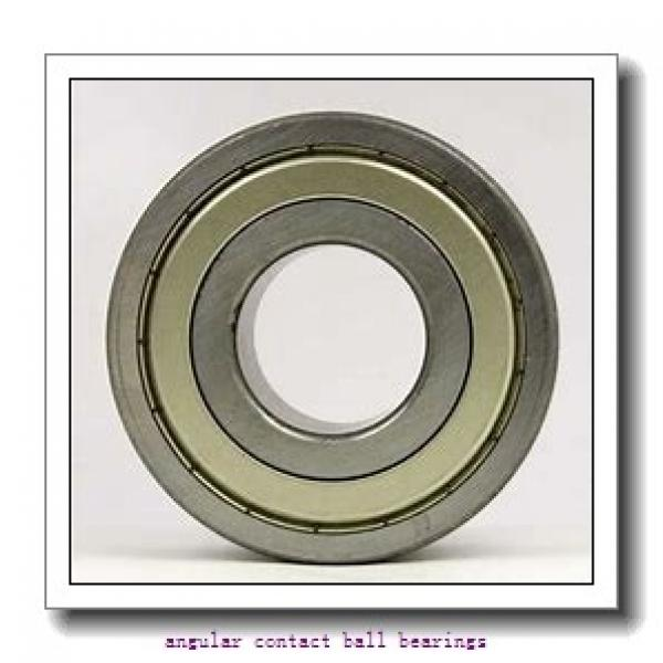 80 mm x 170 mm x 39 mm  SKF 7316 BECBJ angular contact ball bearings #1 image
