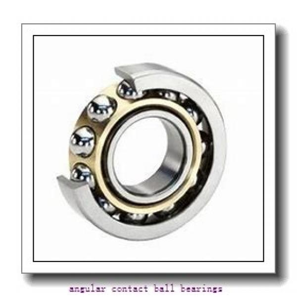 40 mm x 74 mm x 42 mm  ILJIN IJ141011 angular contact ball bearings #2 image